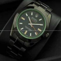 ROLEX ロレックス ミルガウス メンズ腕時計 自動巻き 3針クロノグラフ ステンレス 35mm 18156円