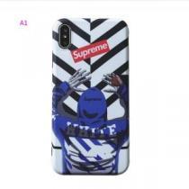 人気アイドルオススメ オススメ商品 SUPREME シュプリーム iphoneXS/MAX ケース カバー 2色可選 4381円