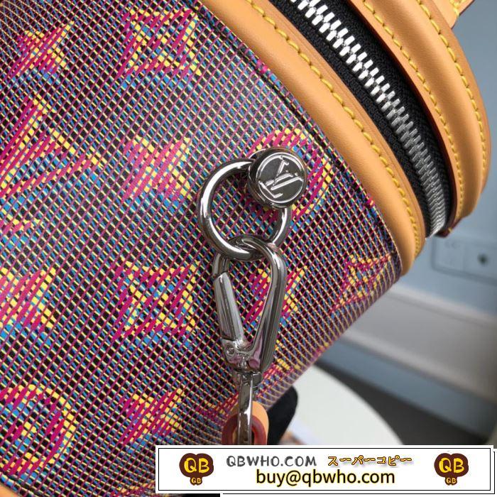 季節をまたい新作アイテム ルイ ヴィトンカジュアルさ  LOUIS VUITTON  レディースバッグ 2色選択可 2020即旬な装いに