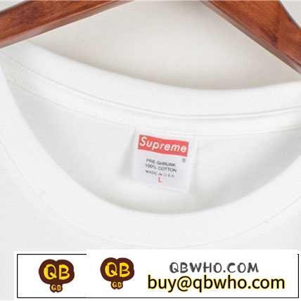 大人っぽい雰囲気 supreme box logo tee シュプリーム supreme 長く愛用できる半袖tシャツ2色可選.